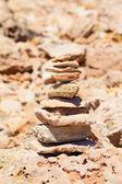 Balancing stones — Stock Photo