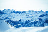 Winter mountains. — Stock Photo