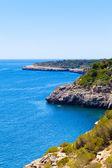 Mallorca ön. mallorca. ön landskap. — Stockfoto