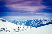 Winter mountains. — Стоковое фото