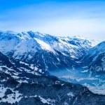 Winter mountains. — Stock Photo