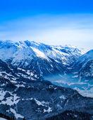冬の山. — ストック写真