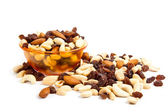 Mix nuts. — Stock Photo