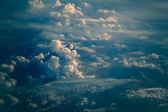 Clouds — Stock Photo