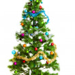 Stockfoto: Christmas tree.