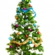 Christmas tree. — Stock Photo