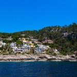 View of Mallorca coast — Stock Photo #32928463