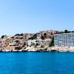 View of Mallorca coast — Stock Photo #32928917