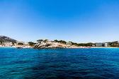 Vista da costa de maiorca — Foto Stock