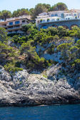 View of Mallorca coast, balearic islands, Spain — Stock Photo