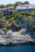 View of Mallorca coast, balearic islands, Spain — Stock Photo