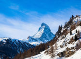 Zermatt, Switzerland — Stock Photo