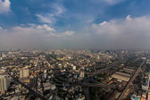 Bangkok skyline — Photo