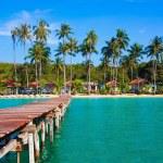 Tropical Resort — Stock Photo #38220961
