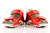 Children shoes — Stock Photo