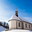 White Church. — Stock Photo #38729405