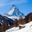 Stock Photo: Matterhorn in Switzerland