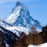 スイスのマッターホルン — ストック写真