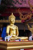 Buddha. Thailand. — Stock Photo