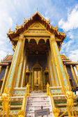 Wat pra kaew, Grand palace ,Bangkok,Thailand. — Stock Photo