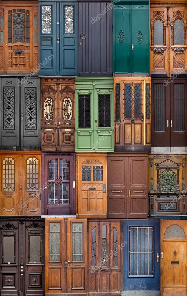 20 different european front entrance doors set of for European exterior doors