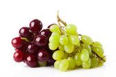 Druivenmost geïsoleerd op wit — Stockfoto