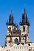 Church of Our Lady — Stock Photo