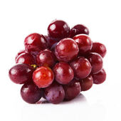 Grape on white — Stock Photo
