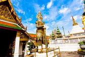 Wat Phra Kaeo. Bangkok, Thailand.  — Stockfoto