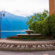 Limone sul garda. Italy — Stock Photo