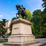 Statue of Garibaldi — Stock Photo #49453177