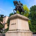 Statue of Garibaldi — Stock Photo #49504105