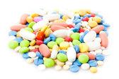 Colorful pills — Stock fotografie