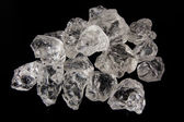 Beautiful Ice cubes — Stock Photo