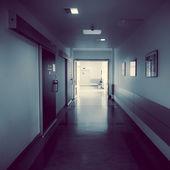 Коридор больницы — Стоковое фото