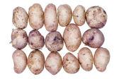 Patatas con las pieles del transportador — Foto de Stock