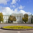 Presidential Palace courtyard — Stock Photo #16766423