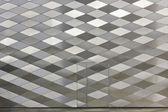 Ромбовидная панелей текстуры — Стоковое фото
