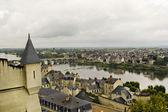 Cidade do francês antigo — Foto Stock