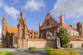 Roman Catholic Church of St. Anne — Stock Photo
