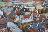 Old city roofs — Stock Photo