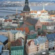 Old Riga city roofs — Stock Photo #25548099
