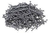 Iron sharp chaos concept — Stock Photo
