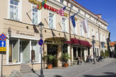 Ramada hotel in Vilnius — Stock Photo