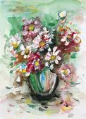Bouquet estate fantastica — Foto Stock