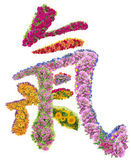 Chinese hieroglyph LIFE — Stock Photo