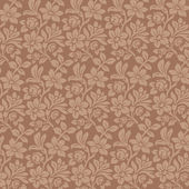 Floral Ornamen background. Vintage Floral pattern. Wallpaper. High detailed vector. — Stock Vector