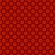 Vintage background abstract. Retro Red pattern. Vector. Seamless Wallpaper texture.  — Stock Vector