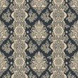 Royalty-Free Stock Vektorfiler: Vintage background. Floral pattern. Ornament Wallpaper.