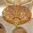 Luxurious lustre in the mosque — Lizenzfreies Foto